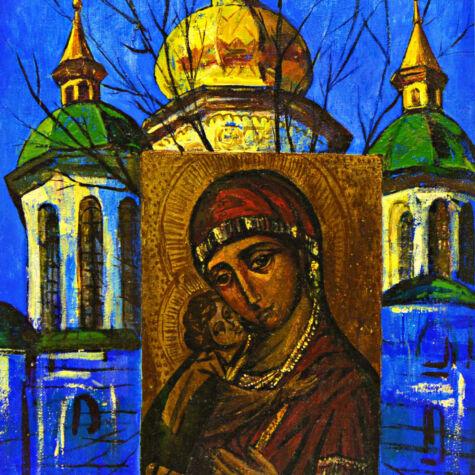 Madonna by Shablovsky
