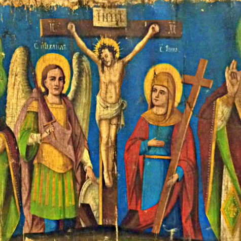 Ternopil Canvas Icon