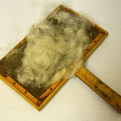 Wool Carder